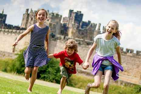 Hotel Novotel  - One or Two nights stay with family tickets to Alnwick Castle - Save 34%