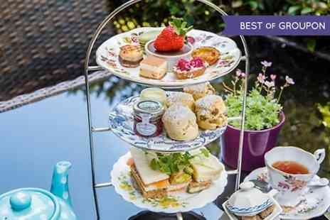 Heritage Restaurant and Bar - Unlimited Afternoon Tea With Wine For Two  - Save 50%