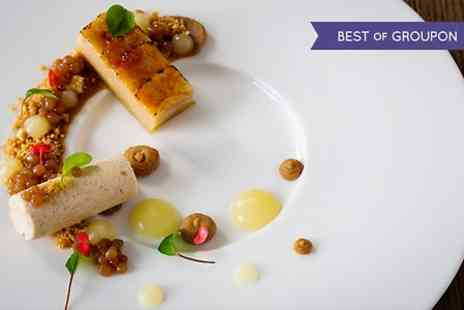 Stoke Place Hotel - Three Course Lunch With Prosecco - Save 37%