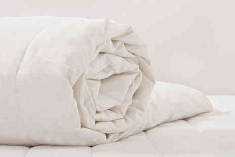 Bedding Direct  - Single 4.5 tog duvet   - Save 50%