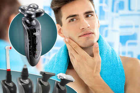 Good Ideas Online - Cordless 4 in 1 shaver - Save 63%