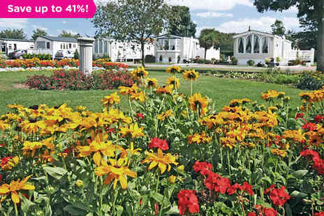 Patrington Haven Leisure Park - A Charming Caravan Getaway Made for Relaxation - Save 41%
