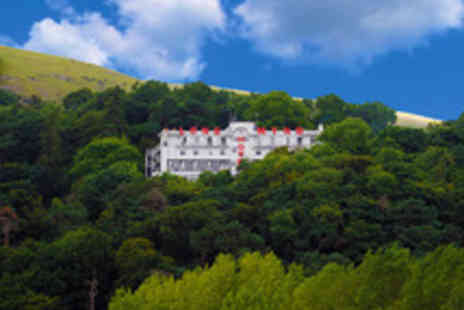 HF Holidays - Two Night Rural Shropshire Hills Getaway with All Meals - Save 51%