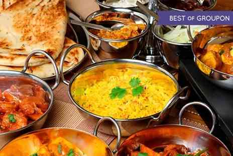 Jahangir Tandoori Restaurant - Choice of Curry With Rice or Naan For Two - Save 53%