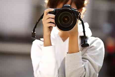 Fast Track Photography -  One hour Photography  Course - Save 80%