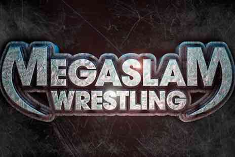 American Mega Slam Wrestling - Entry to American Megaslam Wrestling For One  - Save 43%