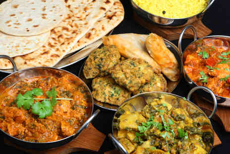 East Horsforth - Two Course Indian Meal for Two  - Save 49%
