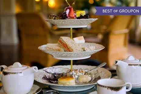 Hilton Southampton Hotel - Afternoon Tea With Cocktail  For Two - Save 43%