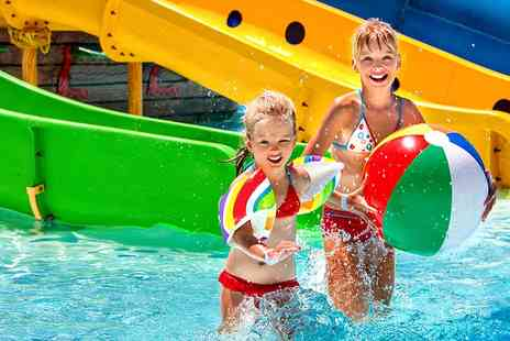 SPLASHWORLD Aqua Mirage -  Seven Night all inclusive with flights & water park access - Save 0%
