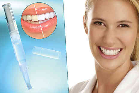 Finishing touch - Home Teeth Whitening Pen - Save 75%