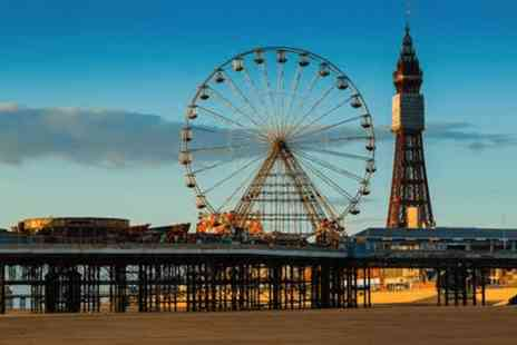 The Cavendish Hotel -  Two Night Seaside Blackpool Break for Two - Save 0%