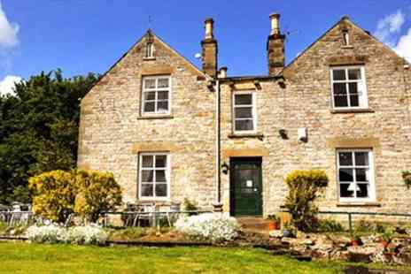 The Inn at Hawnby - Overnight North York Moors Stay including Dinner & Bubbly - Save 39%