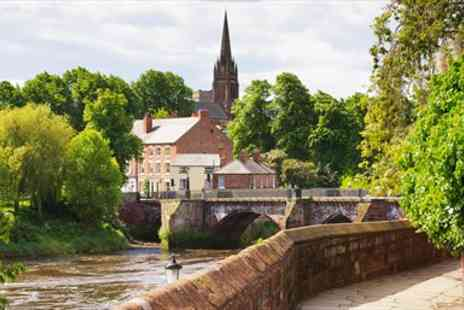 Chester Civil War Tours -  Two Adult Tickets for Chester Civil War Tours  - Save 38%