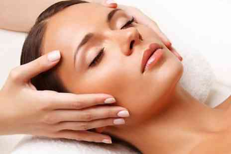 Beauty Bar - One Hour Deluxe Facial and Face, Neck and Shoulder Massage  - Save 0%