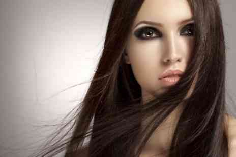 Zipandas Hair Studio - Brazilian Blow Dry With Conditioning Treatment  - Save 51%