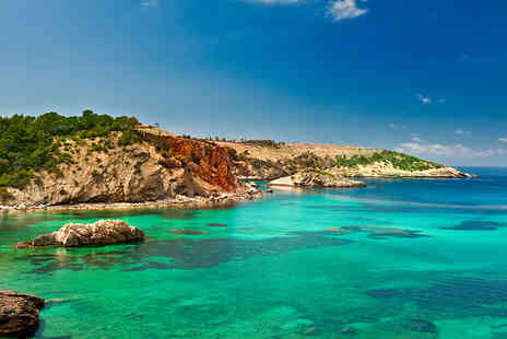 Blue Sea Holidays - Three night all inclusive Ibiza break including flights  - Save 29%