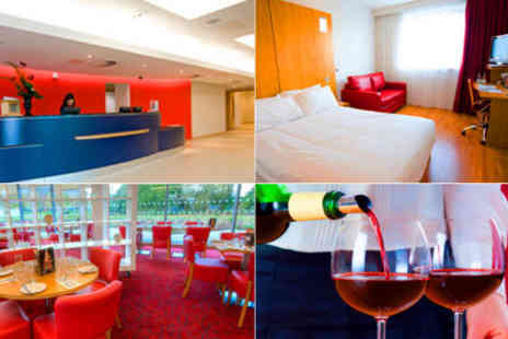 Ramada Encore Crewe - £79 for two nights' bed and breakfast  - Save 63%
