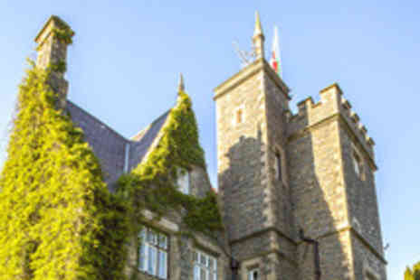 Maenan Abbey Hotel - Country House Hotel Stay - Save 0%
