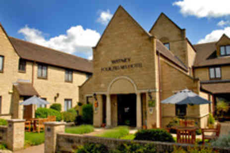 Oxford Witney Four Pillars Hotel - Tranquil Four Star Cotswolds Dining Break - Save 27%