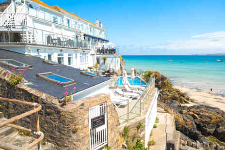 St Austell Brewery Hotels and Inns - One night stay for two in Cornwall - Save 0%