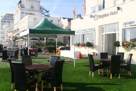 The Brighton Hotel  - One night stay in  Brighton - Save 0%