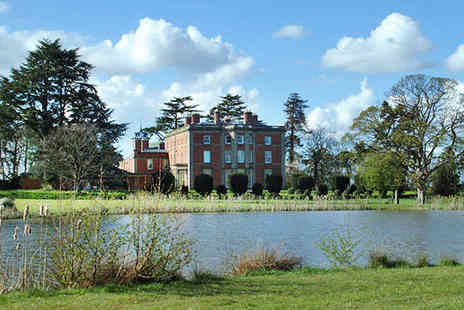 Netley Hall - Two, Three or Seven Night Stay in a Self Catering Cottage  - Save 0%