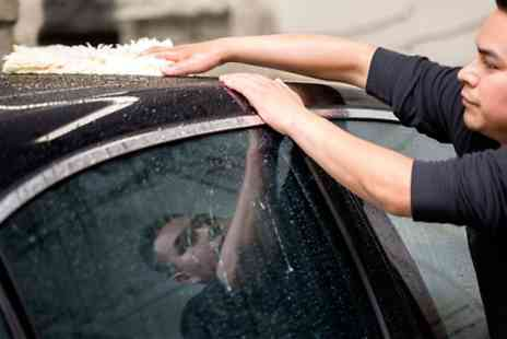 Hand Car Wash Coryton - Platinum Car Valet With Cleanse and Wax Plus Air Conditioning Sanitise  - Save 53%