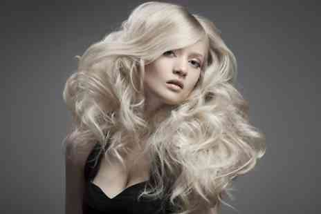 Unique Hairdressing - Cut and Blow Dry With Conditioning Treatment and Highlights  - Save 57%