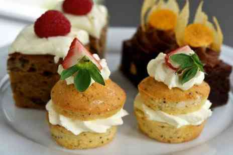 Bartle Hall - Afternoon Tea for two with Bucks Fizz  - Save 43%