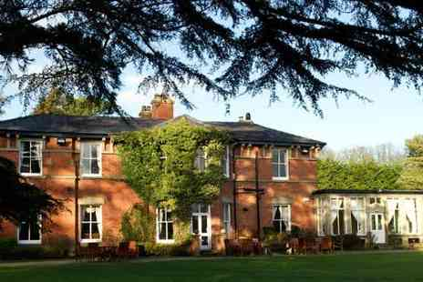 Bartle Hall - Luxury Lancashire break for two - Save 47%