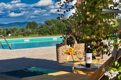 Agriturismo Podere - Two, Three, Four, Five or Seven nights stay in Tuscany with breakfast, wine tasting & more - Save 60%