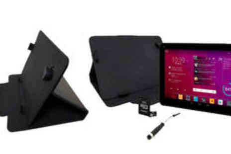 DJC Electronics - DJC Touchtab4 8 inch tablet PC bundle plus delivery - Save 0%