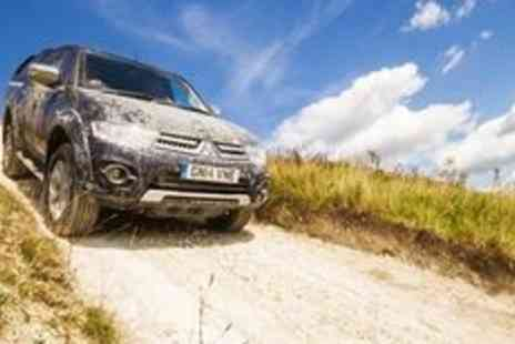 True Grip Off Road - Off 4x4 off road driving experience for one - Save 61%