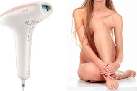 click electricals - Philips Lumea IPL Hair Removal System - Save 20%