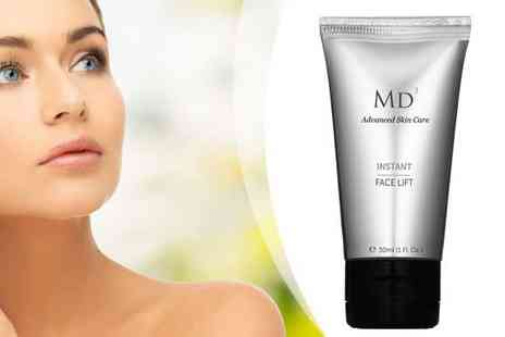 MRG Trading - 30ml MD3 Instant Facelift & Eye Tuck  - Save 78%