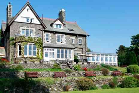 Sawrey House Hotel -   Lake District Country House Afternoon Tea for Two - Save 44%