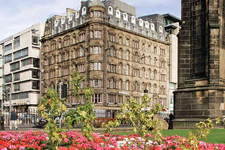The Old Waverley Hotel - Edinburgh Hotel Stay - Save 0%