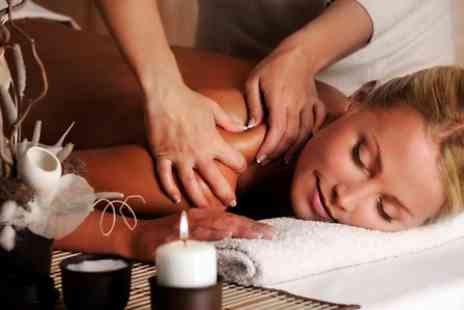 Inner Beauty - Aromatherapy Facial Massage and Hopi Ear Candling or a Reiki Treatment - Save 0%