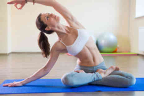 Bliss Yoga & Pilates - Mix and Match 10 Yoga, Pilates, Hot Yoga, Core Conditioning or Meditation Sessions - Save 59%