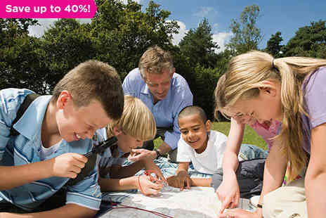 Carreg Adventure - An Activity Packed Stay on the South Wales Coast - Save 40%