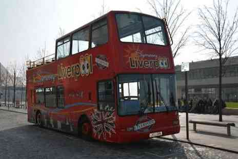 Liverpool City Tours   - Family ticket for Liverpool City Tours - Save 0%