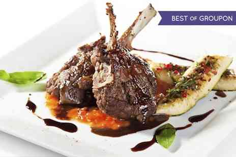 The Horseshoe Bar and Restaurant - Three Courses For Two - Save 59%