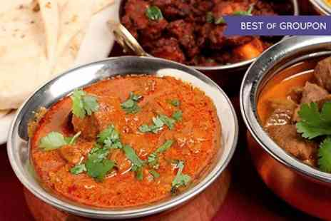 Punjabi Haveli - Three Course Indian Meal For Two - Save 69%