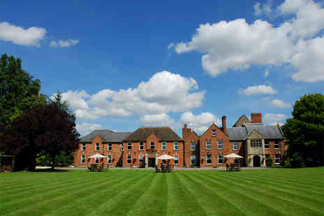 Hatherley Manor - Overnight or Two Night stay for two includes breakfast and dinner - Save 30%