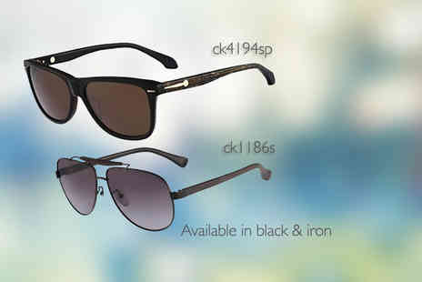 Fashion Eyewear - Pair of Calvin Klein sunglasses  - Save 66%