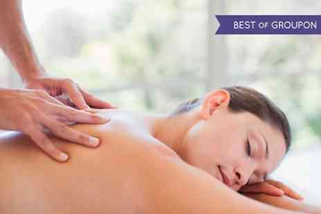 The Arch - Choice of 60 Minute Full Body Massage - Save 0%