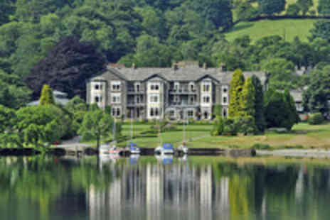 Lake District Hotels   - The Inn On The Lake, Lake District Hotel Stay - Save 0%