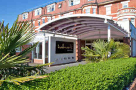 Hallmark - Two Night Bournemouth Spa and Dining Break for Two - Save 36%