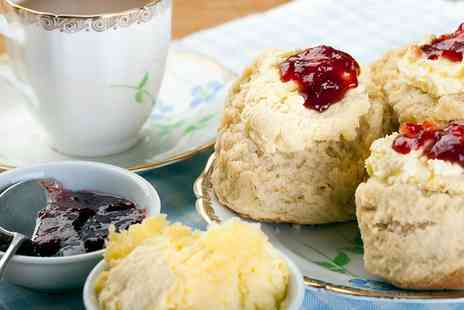 Cafe Ocho - Waterside Afternoon Tea for Two  - Save 56%