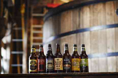 The Black Swan - One or Two nights stay with dinner & tour of the Black Sheep Brewery - Save 45%